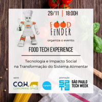 Food Tech Experience na SP Tech Week